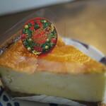 マシェリーアンジュ - 料理写真:ベイクドチーズ