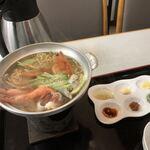 松井物産 - ブイヤベースラーメン