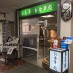 松井物産 - 入口外観