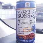 セブンイレブン - ドリンク写真:セブンズボス100円