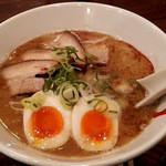 らーめん 上方 麺三昧 阿倍野店 -