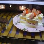 みんなのケーキ屋さん チョコット - クリスマス限定莓ショートケーキ