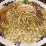 niboshisobaru - アブラ煮干そばの並
