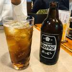 山崎 - ホッピー(600円)
