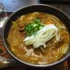 さぬきうどん讚州 - 料理写真:カレーうどん