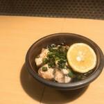 楽味 - 酢牡蠣