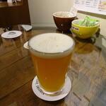 デギュスタ - 蔵ビール「ヴァイツェンボック」S750円