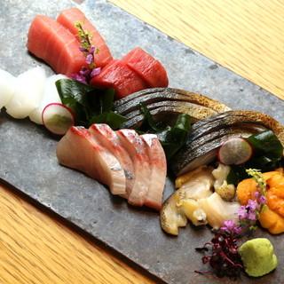 肉・魚・野菜は産地より直接入荷◇顔の見える安心感にこだわる