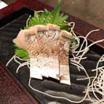 粟田口 - 鰆焼霜造り
