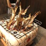 粟田口 - 本諸子の炭火焼