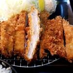 とんかつ清竹 - 料理写真: