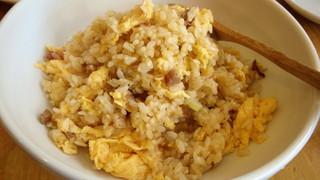 中華そば たんたん - 卵炒飯(650円)
