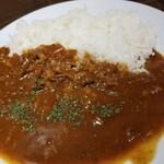 横浜ハイボール - 料理写真:シェフの手作りハヤシライス