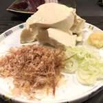 122291586 - ざる豆腐