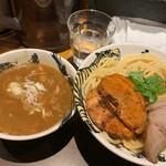 麺屋武蔵 鷹虎 - 濃厚鷹虎つけ麺