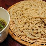 丹想庵 健次郎 - 蕎麦