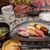 海鮮三崎港 - 料理写真:[料理] 得ランチ [三浦] セット全景♪W