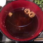 焼肉 まるえん - 味噌汁