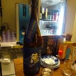 立飲みビールボーイ - 1杯目のJAPANは長野の地酒