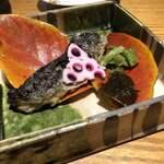 旬魚菜よし田 - 銀鱈西京焼き