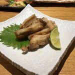 旬魚菜よし田 - 薬研軟骨の薫製
