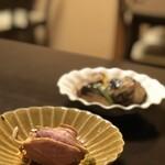 おばん菜割烹 みのる - 料理写真:鴨ロース低温煮