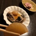 おばん菜割烹 みのる - 料理写真:ぶり大根