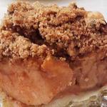 ロード - 「アップルパイ」(アップ):大ぶりに切ったリンゴの自然な甘さを生かしています!