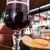 ステーションカフェ バーゼル - ホットワインとクッキー