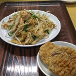 いなうの郷 - 料理写真:フーチャンプル