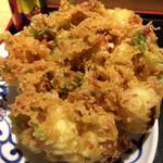 喜乃字屋 - 必ず注文を受けてから揚げるという拘りの天ぷら