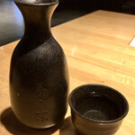 喜乃字屋 - 「日本酒 熱燗」@600       冬は熱燗が美味いっす