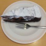 パスタとハンバーグ オルガン屋 - 料理写真:ケーキ