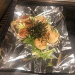 花門亭 - 山芋ステーキ