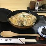 豊福 - これで制覇!かき丼です(2019.12.24)