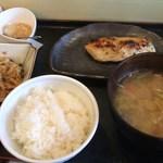 まるしん - 焼き魚定食