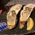居酒屋サファリ - 岩牡蠣