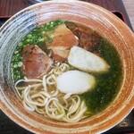 識名そば - 料理写真: