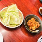 将軍 - 料理写真:キャベツ・白菜キムチ