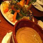12233239 - おいしい野菜のバーニャカウダ グランデ (大)