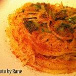 12233241 - マグロのカラスミのスパゲッティー二