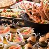 ダイニング フェリオ - 料理写真:蟹と冬の洋食を愉しむディナービュッフェ