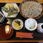 おおわ田 - Aランチご飯抜き900円