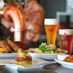 チャタンハーバーブルワリー&レストラン - 料理写真: