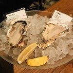 オストレア oysterbar&restaurant - 生牡蠣