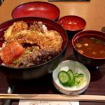 天ぷら ひさご - 野菜天丼