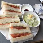 Gyaran - 野菜サンド ¥950