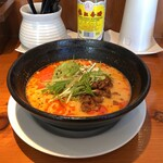 ヒノ タンタンメン コクウ - 料理写真:坦坦麺 2辛