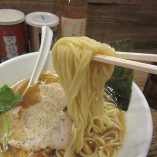 新橋 纏 - 麺 リフト