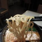 つけ麺 桜みち - 麵